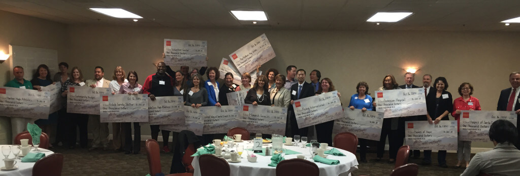 Kidpower was honored along with other Santa Cruz nonprofits at a very special Wells Fargo Foundation breakfast.