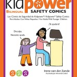 Web Graphic - Bilingual Younger Comic Cover