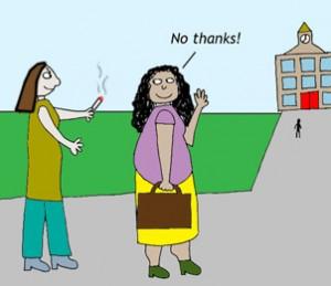 Tobacco Refusal Tactics