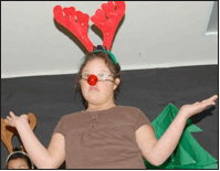 Rudolph has a safety problem