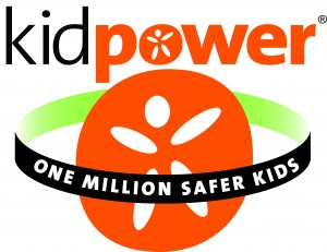logos - kidpower + one million safer kids campaign