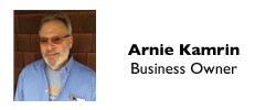 BoD Arnie Kamrin