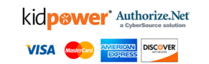 Secure Transactions provided by Authorize.net