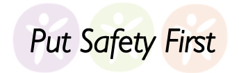 Welcome to Kidpower's Put Safety First Blog