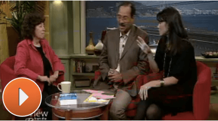 "ABC's ""View from the Bay"" TV Bullying Prevention interview of Irene van der Zande"