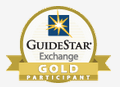 GuideStar Gold Rating for Transparency