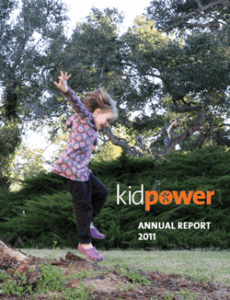 Kidpower 2011 Annual Report