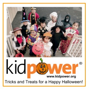 Click to read Kidpower's Halloween Safety Tips Article!