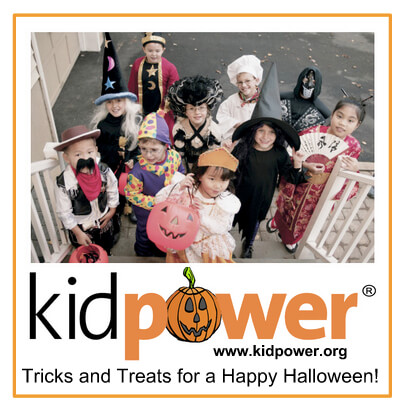 Keeping Halloween FUN for Kids – Kidpower safety tips and tricks!