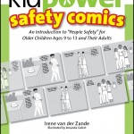 Kidpower Safety Comics for Older Kids (ages 9-14) - Book Cover Image - Click to Buy Now on Amazon.
