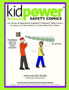Kidpower Youth Safety Comics - Bilingual Spanish/English