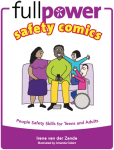 Fullpower Safety Comics for Teens and Adults - Book Cover Image