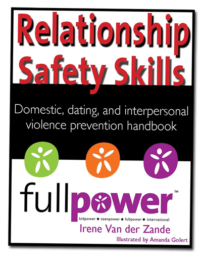 Relationship Safety Skills Handbook Front Cover