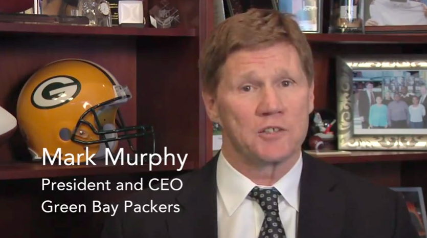 Mark Murphy, President and CEO of the Green Bay Packers, starts off this 90 second Trailer of our new video series, Protecting Youth Athletes from Sexual Abuse: Key Actions for Parents, Coaches and Youth Sports Leaders.