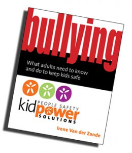 Bullying Book Cover Image - Available on Amazon in print and Kindle.