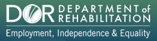 CA DOR logo