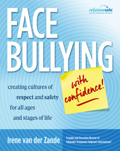 Face Bullying Front Cover
