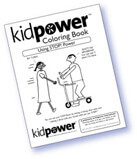 Kidpower Coloring Book