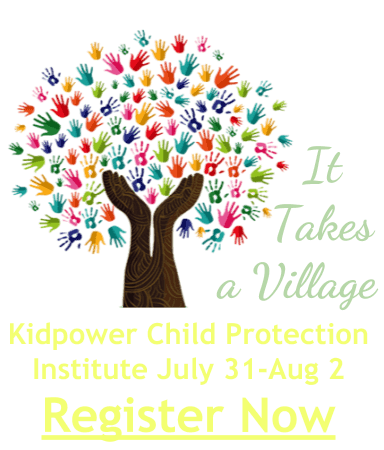 Child Protection Institute July 31-Aug 2 2017, Register Now (linked image)