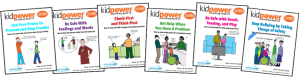 Kidpower's 6 Curriculum Teaching Books (image)