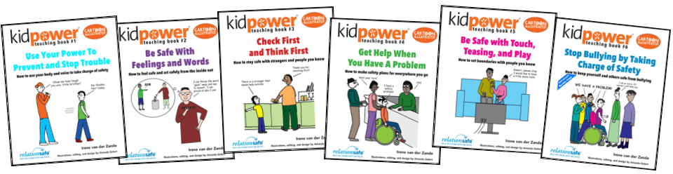 Kidpower Teaching Books