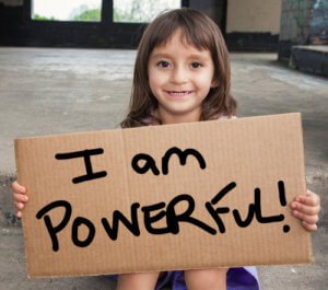 Every child deserves to feel safe and powerful! Please donate to Kidpower!