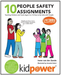 10 People Safety Assignments Book Front Cover