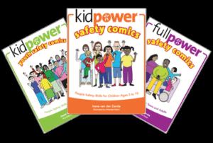 kidpower-comics-series-collage-350h