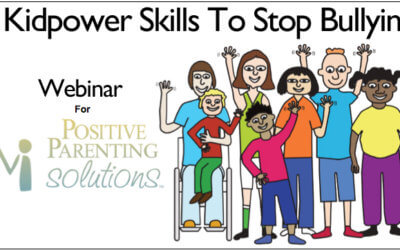 Effective bullying prevention: '8 Kidpower Skills to Stop Bullying' Free Webinar Recording