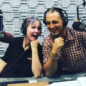 Bullying Radio Interview with Kidpower California Program Director Erika Leonard and Youth Broadcast Journalism's Corey Mason