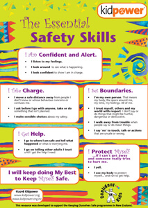 Confident Kids - The Essential Safety Skills