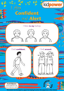 Confident Kids - I Am Confident and Alert | Kidpower International