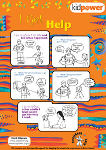 Confident Kids - I Get Help