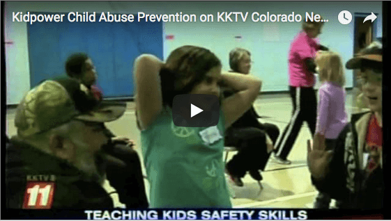 How You Can Keep Kids Safe from Child Abuse KKTV11 News - Colorado | Kidpower International