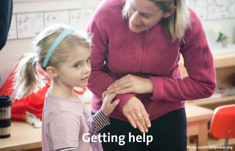 Practice Getting Help