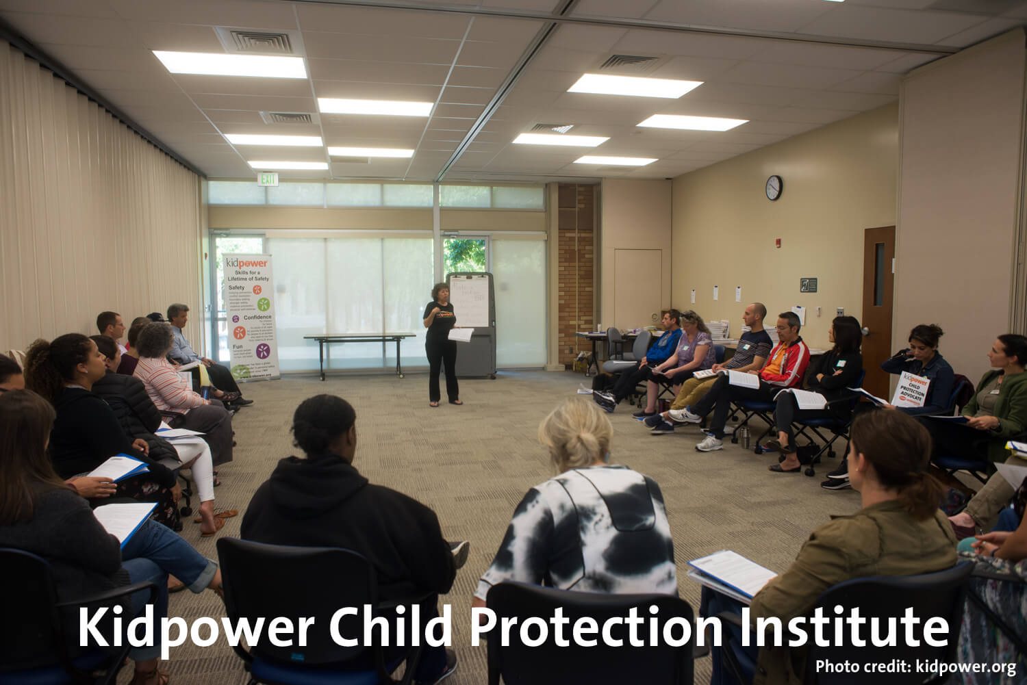 Kidpower Child Protection Institute