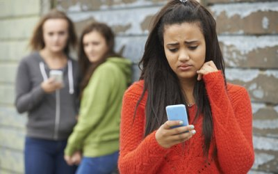 For Bullying Prevention Month: 3 Tips To Protect Kids From Cyberbullying