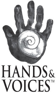 Hands & Voices Logo