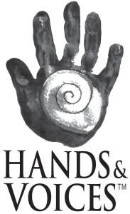 Hands & Voices Logo