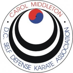 D.C. Self Defense Karate Association Logo
