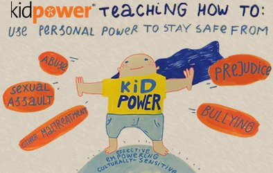 Kidpower at WHO Conference in Lithuania