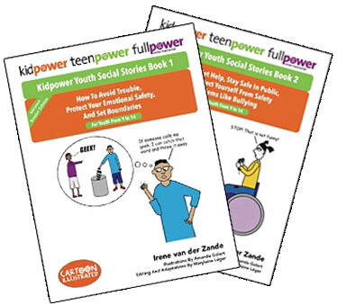 Kidpower Book Front Cover