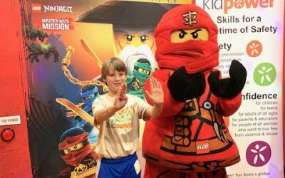 LEGOLAND® Discovery Center Chicago and Kidpower Join Forces To Protect 1,000+ Kids From Bullying