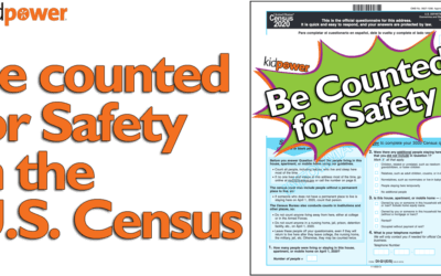 Be Counted for Safety in the U.S. Census