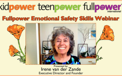 Fullpower Emotional Safety Webinar Recording and Resources