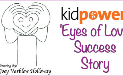 Kidpower 'Eyes of Love' Success Story
